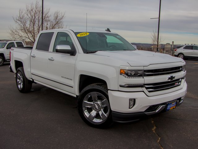 2018 Silverado 1500 Crew Cab 4x4,  Pickup #X5818 - photo 5