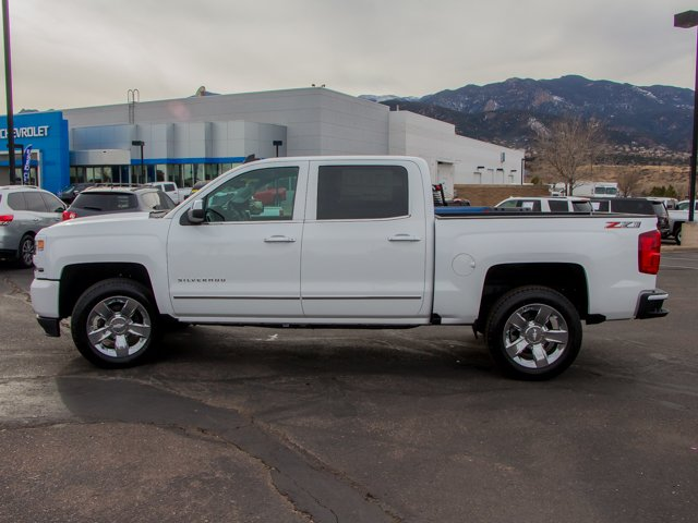 2018 Silverado 1500 Crew Cab 4x4,  Pickup #X5818 - photo 3