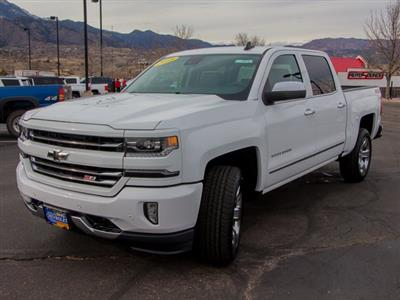 2018 Silverado 1500 Crew Cab 4x4,  Pickup #X5818 - photo 7