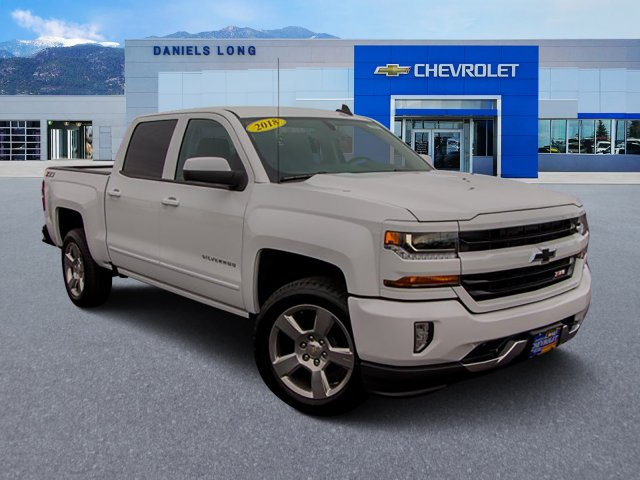 2018 Silverado 1500 Crew Cab 4x4,  Pickup #X5824 - photo 4