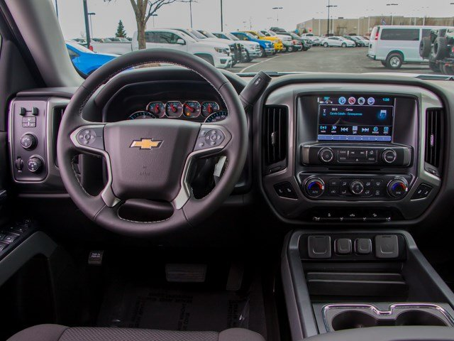 2018 Silverado 1500 Crew Cab 4x4,  Pickup #X5824 - photo 14