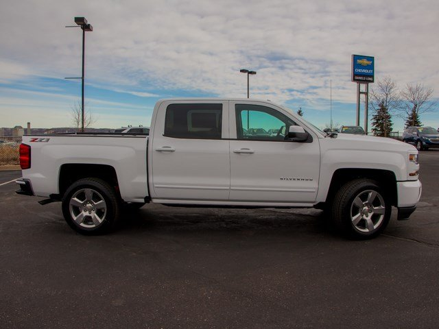 2018 Silverado 1500 Crew Cab 4x4,  Pickup #X5824 - photo 2
