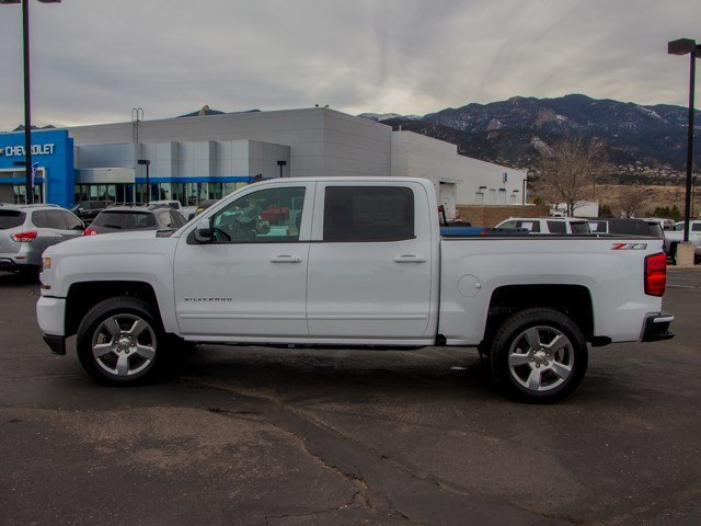 2018 Silverado 1500 Crew Cab 4x4,  Pickup #X5824 - photo 3