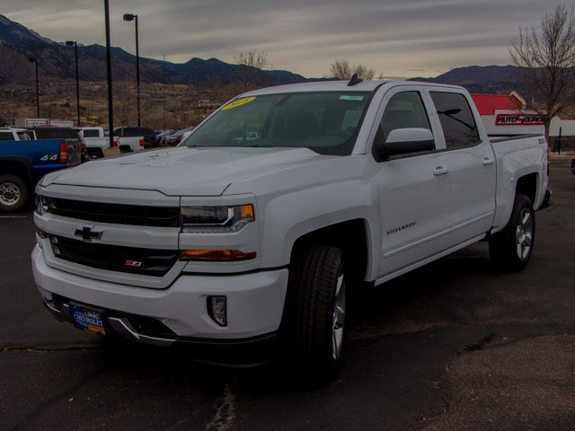 2018 Silverado 1500 Crew Cab 4x4,  Pickup #X5824 - photo 8