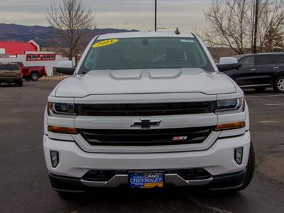 2018 Silverado 1500 Crew Cab 4x4,  Pickup #X5824 - photo 9