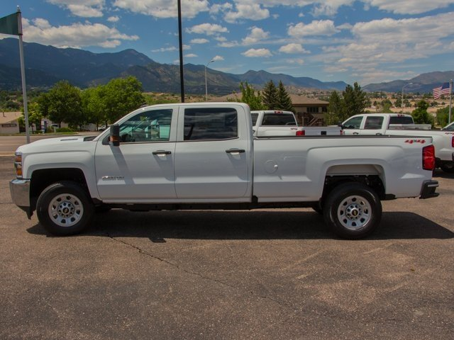 2019 Silverado 3500 Crew Cab 4x4,  Pickup #Y6009 - photo 5
