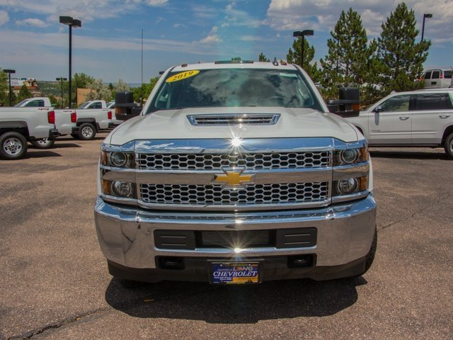 2019 Silverado 3500 Crew Cab 4x4,  Pickup #Y6009 - photo 7