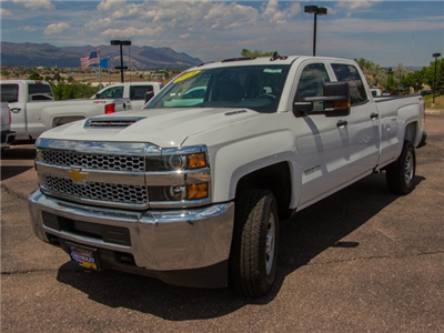 2019 Silverado 3500 Crew Cab 4x4,  Pickup #Y6009 - photo 6