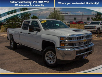 2019 Silverado 3500 Crew Cab 4x4,  Pickup #Y6009 - photo 15