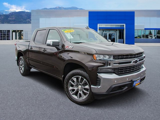 2019 Silverado 1500 Crew Cab 4x4,  Pickup #Y6063 - photo 1