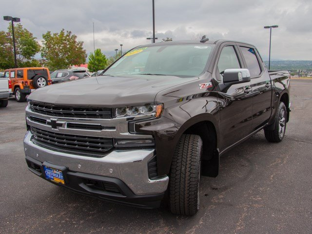 2019 Silverado 1500 Crew Cab 4x4,  Pickup #Y6063 - photo 7