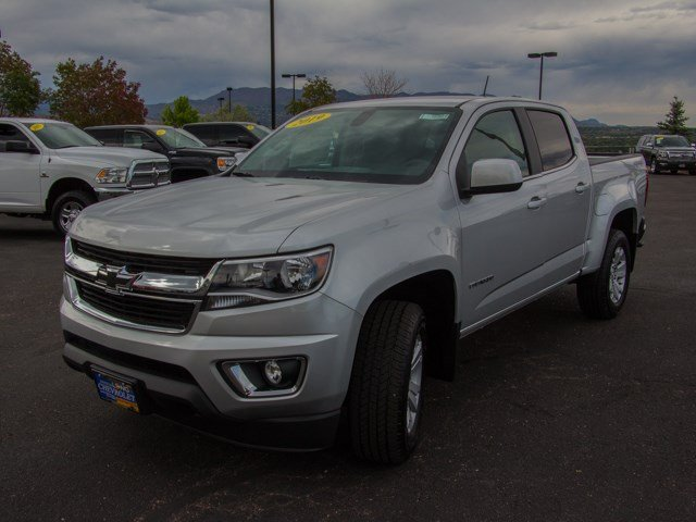 2019 Colorado Crew Cab 4x4,  Pickup #Y6083 - photo 7