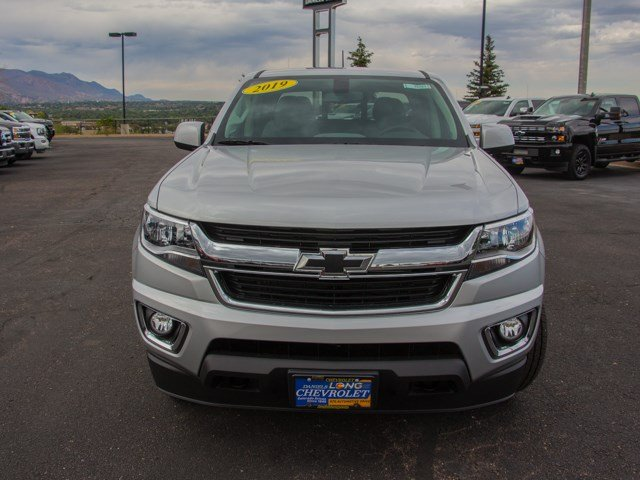 2019 Colorado Crew Cab 4x4,  Pickup #Y6083 - photo 8