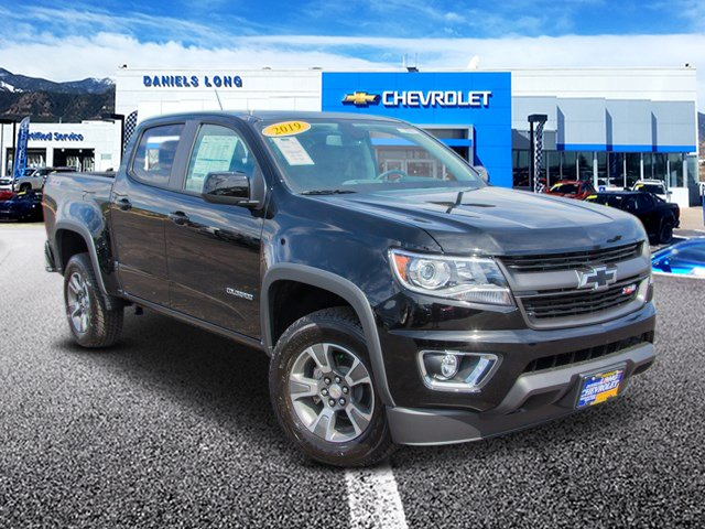 2019 Colorado Crew Cab 4x4,  Pickup #Y6094 - photo 1