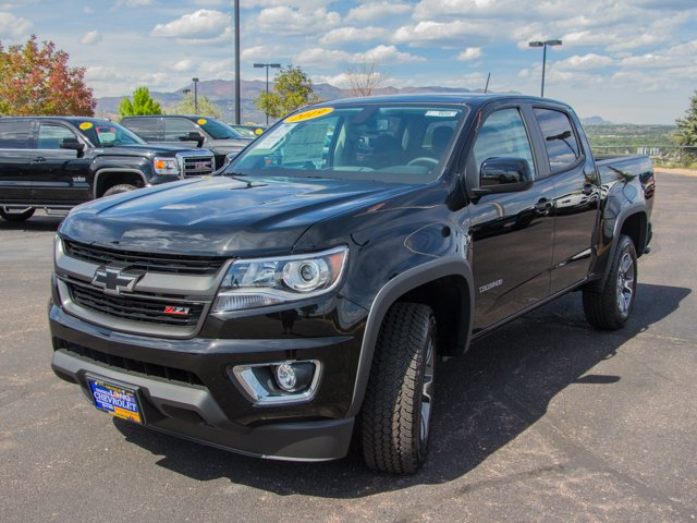 2019 Colorado Crew Cab 4x4,  Pickup #Y6094 - photo 7