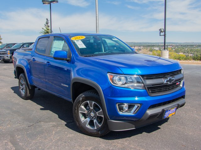 2019 Colorado Crew Cab 4x4,  Pickup #Y6109 - photo 3