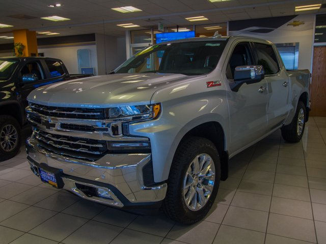 2019 Silverado 1500 Crew Cab 4x4,  Pickup #Y6140 - photo 6