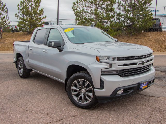 2019 Silverado 1500 Crew Cab 4x4,  Pickup #Y6271 - photo 1