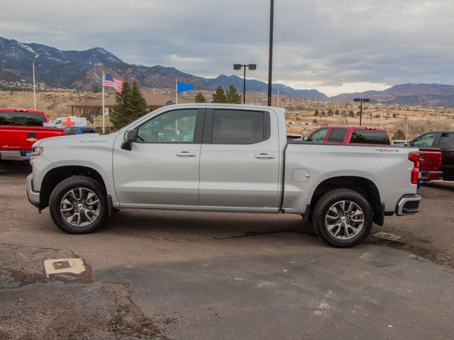2019 Silverado 1500 Crew Cab 4x4,  Pickup #Y6271 - photo 3