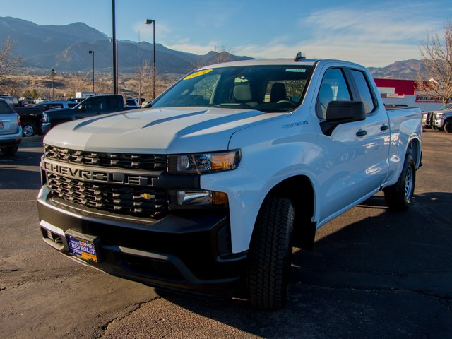2019 Silverado 1500 Double Cab 4x4,  Pickup #Y6305 - photo 7