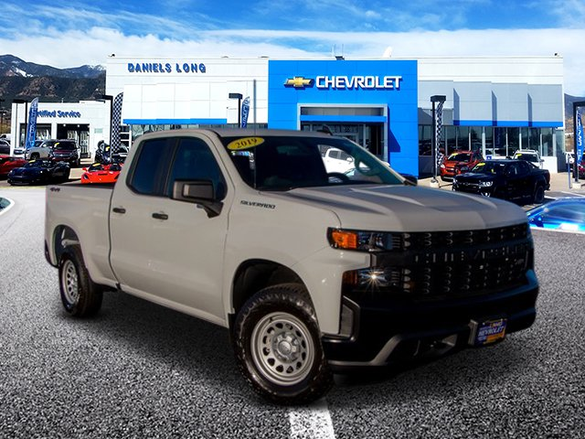 2019 Silverado 1500 Double Cab 4x4,  Pickup #Y6305 - photo 1