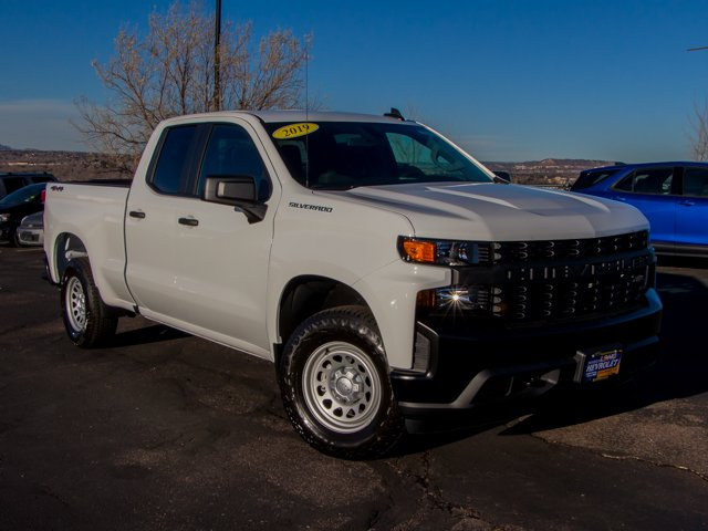 2019 Silverado 1500 Double Cab 4x4,  Pickup #Y6305 - photo 6