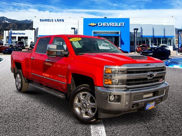 2019 Silverado 2500 Crew Cab 4x4,  Pickup #Y6317 - photo 4