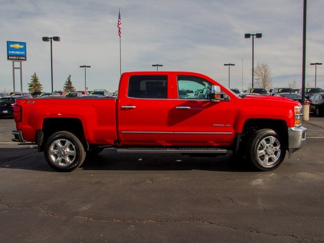 2019 Silverado 2500 Crew Cab 4x4,  Pickup #Y6317 - photo 2