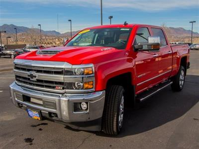 2019 Silverado 2500 Crew Cab 4x4,  Pickup #Y6317 - photo 7