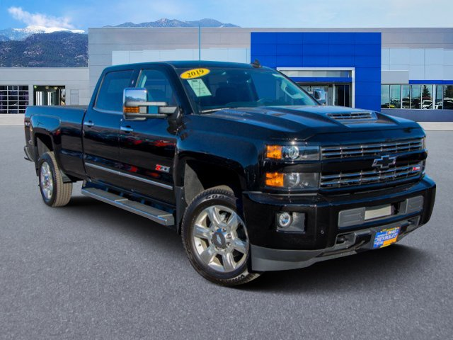 2019 Silverado 2500 Crew Cab 4x4,  Pickup #Y6323 - photo 1