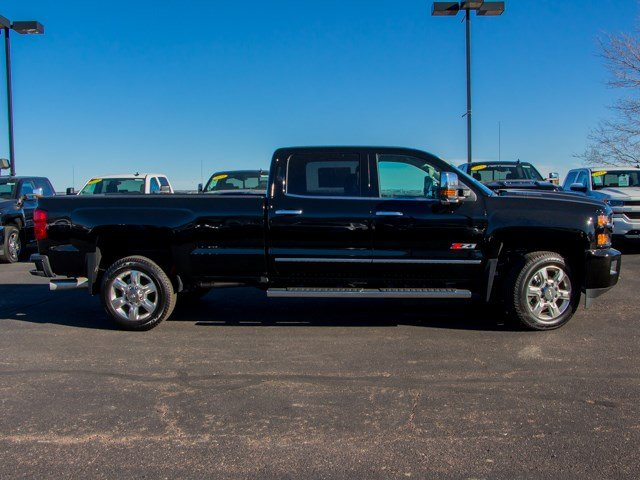 2019 Silverado 2500 Crew Cab 4x4,  Pickup #Y6323 - photo 4