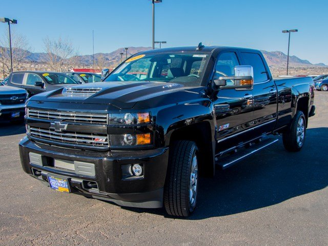 2019 Silverado 2500 Crew Cab 4x4,  Pickup #Y6323 - photo 7