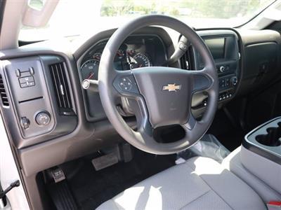 2019 Chevrolet Silverado 5500 Regular Cab DRW RWD, Parkhurst Toughline Stake Bed #Y6804 - photo 8