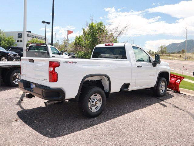 2020 Chevrolet Silverado 2500 Regular Cab 4x4, Western Pickup #Y7386 - photo 1
