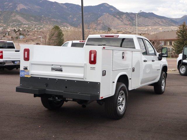 2020 Chevrolet Silverado 3500 Double Cab 4x4, Knapheide Service Body #Y7461 - photo 1