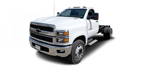2020 Chevrolet Silverado 5500 Regular Cab DRW 4x4, Knapheide Platform Body #Y7489 - photo 1