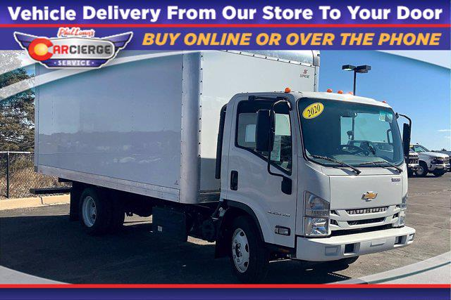 2020 Chevrolet LCF 4500XD Regular Cab DRW 4x2, Supreme Dry Freight #Y7598 - photo 1