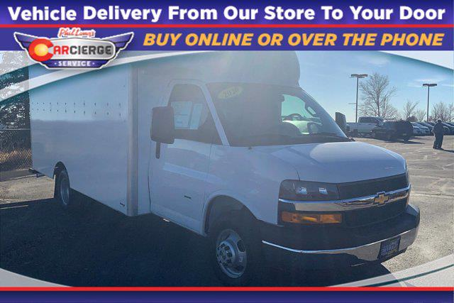 2020 Chevrolet Express 3500 4x2, Supreme Cutaway Van #Y7811 - photo 1