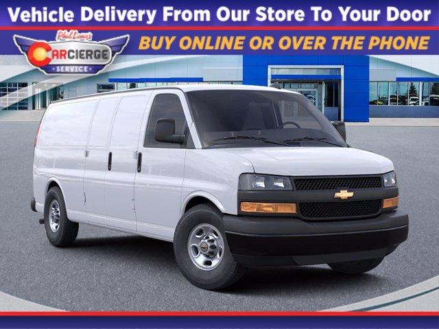 2021 Chevrolet Express 2500 4x2, Kargo Master Upfitted Cargo Van #Y8247 - photo 1
