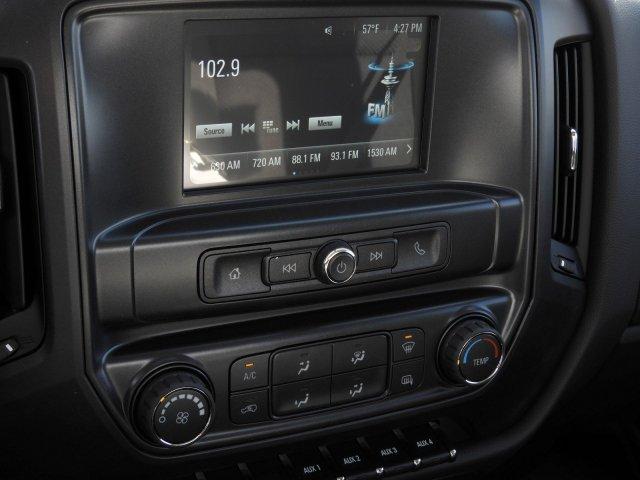 2019 Chevrolet Silverado 4500 Regular Cab DRW RWD, SH Truck Bodies Stake Bed #K1500 - photo 16
