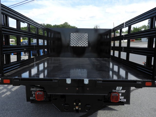 2019 Chevrolet Silverado 4500 Regular Cab DRW RWD, SH Truck Bodies Stake Bed #K1500 - photo 19