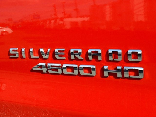 2019 Chevrolet Silverado 4500 Regular Cab DRW 4x2, SH Truck Bodies Stake Bed #K1500 - photo 21