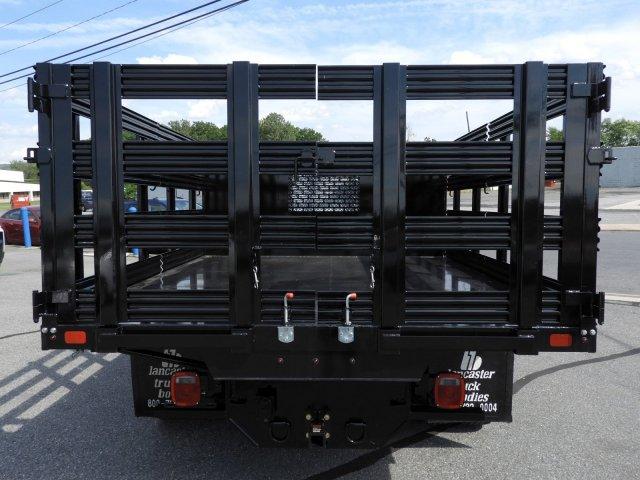 2019 Chevrolet Silverado 4500 Regular Cab DRW RWD, SH Truck Bodies Stake Bed #K1500 - photo 7