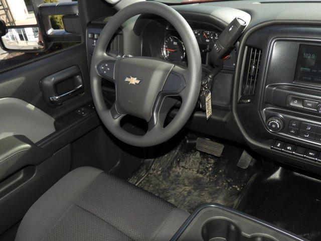 2019 Chevrolet Silverado 4500 Regular Cab DRW RWD, SH Truck Bodies Stake Bed #K1500 - photo 9