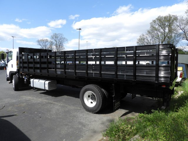 2019 Chevrolet LCF 6500XD Regular Cab RWD, Knapheide Stake Bed #K1656 - photo 1