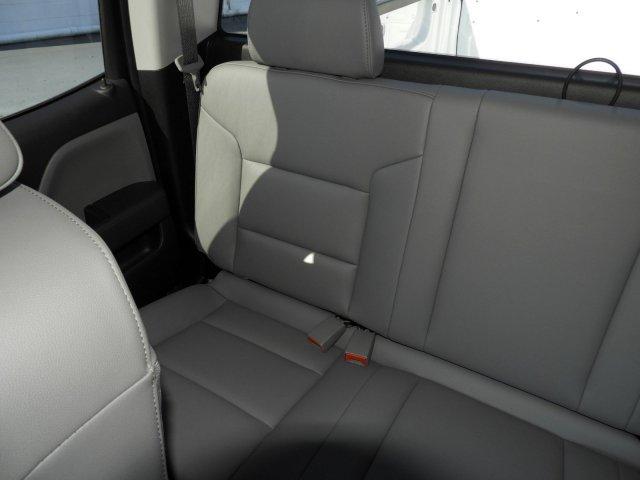 2019 Silverado 2500 Double Cab 4x4,  Western Snowplow Pickup #K1883 - photo 12