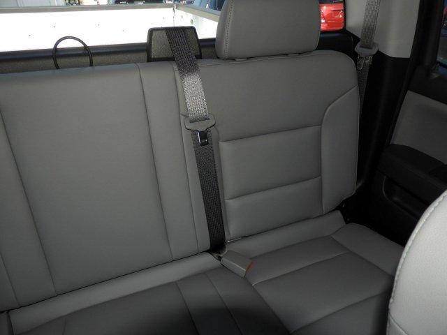 2019 Silverado 2500 Double Cab 4x4,  Western Snowplow Pickup #K1883 - photo 14