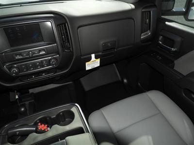 2019 Silverado 2500 Double Cab 4x4,  Western Snowplow Pickup #K1883 - photo 11