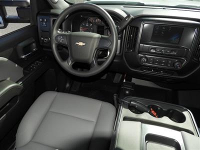 2019 Silverado 2500 Double Cab 4x4,  Western Snowplow Pickup #K1883 - photo 9