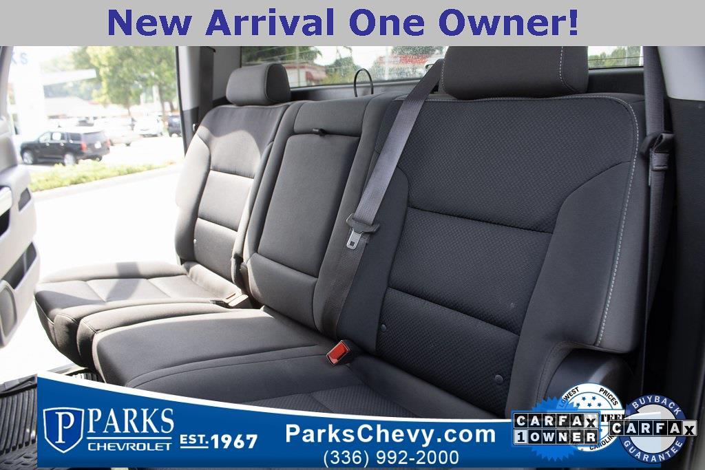 2017 Chevrolet Silverado 1500 Crew Cab 4x4, Pickup #079978B - photo 27